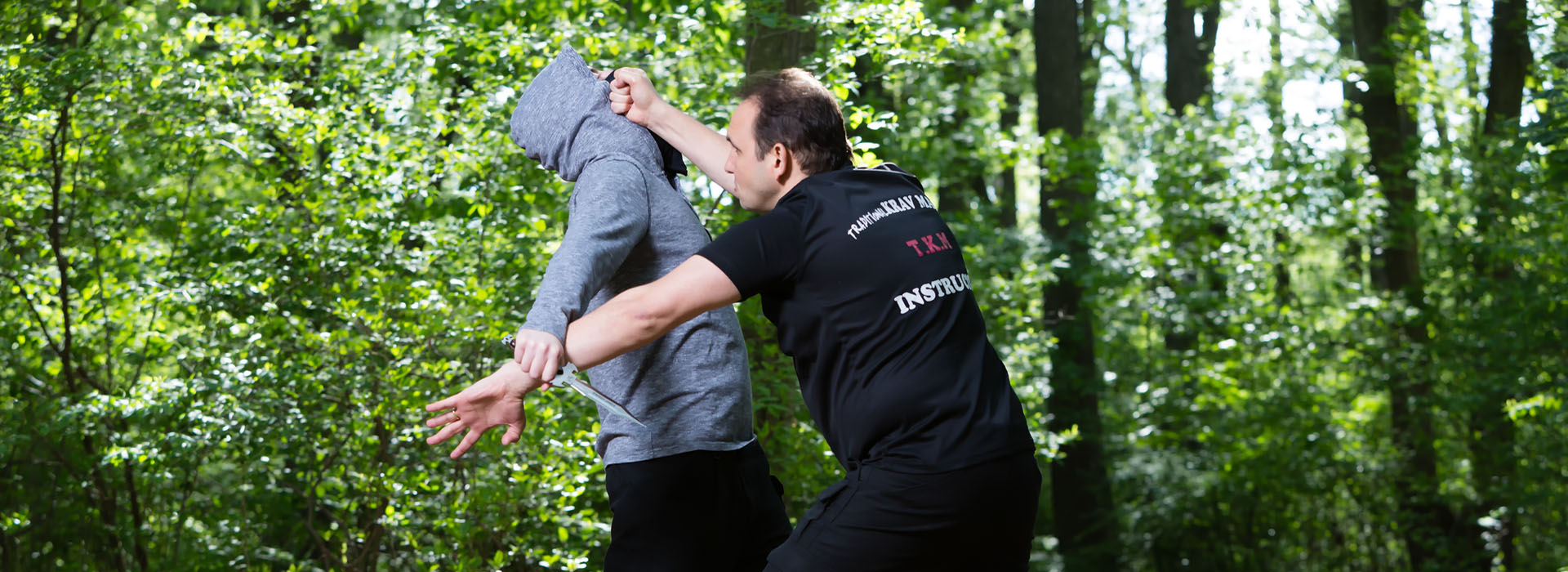 Krav Maga as a 2nd nature